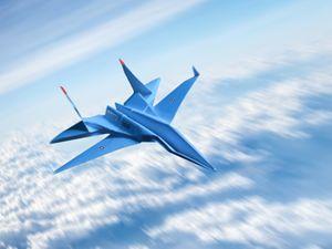 Origami F-14 Tomcat.