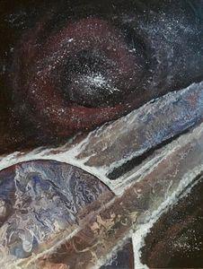 Undiscovered Planet - Marijane Elinor Martin