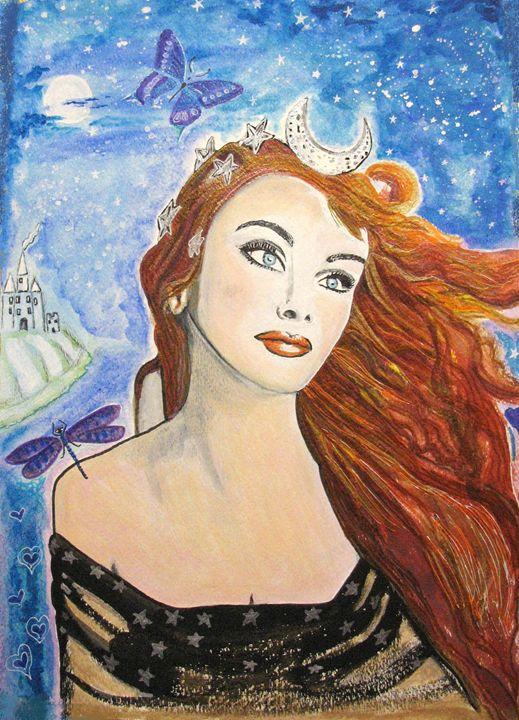 Half Moon Princess -Keep the Dream - StudioWildFae