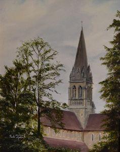 Cathedral In Killarny