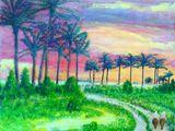 18x20 oil/canvas original