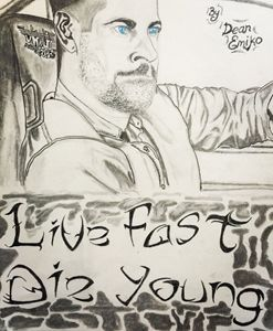 Paul Walker Live fast, Die Young