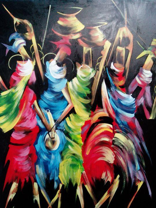 Mama Africa - Swahili art gallery