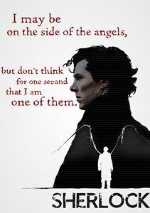 Sherlock: The Side of Angels