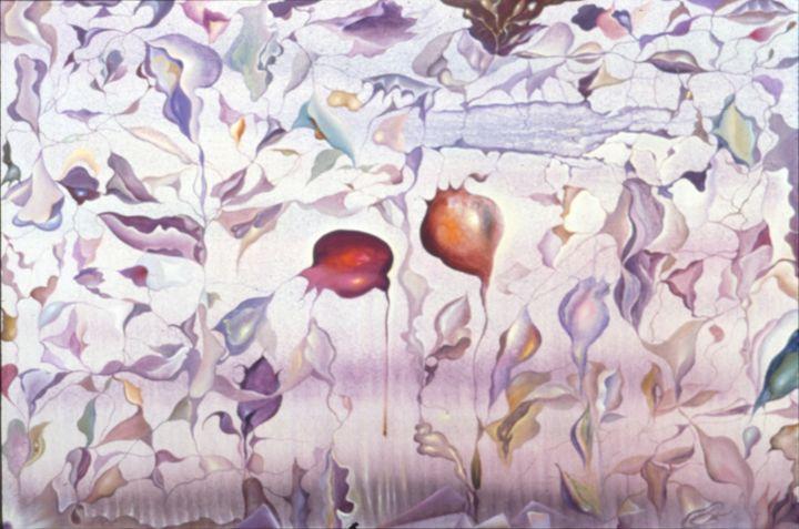 Poppy seeds - Tatiyana Kraevskaya