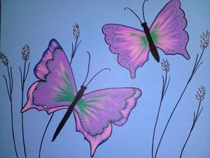 Butterfly dreams 1 of 6
