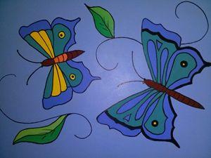Butterfly dreams 2 of 6
