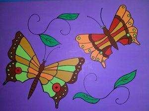 Butterfly dreams 3 of 6