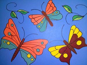 Butterfly dreams 4 of 6