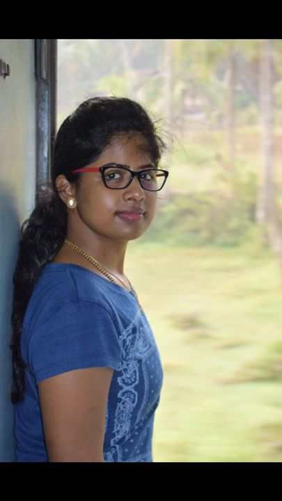 Train travel - Pratvi Shetty