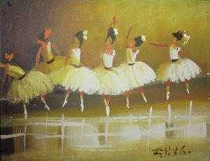 Ballet Dancer I