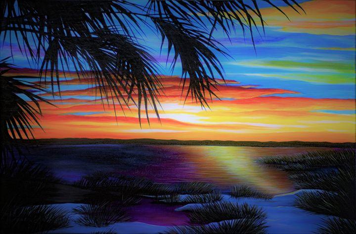 Wakulla Beach morning - Rachel McClure