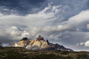Torres del Paine, Patagonia.