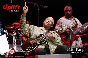 BB King Uplifted