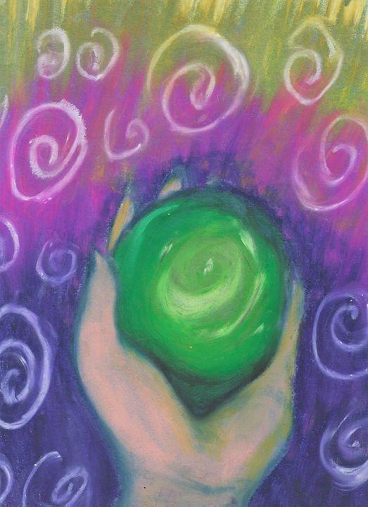 Take Power In Your Hands - Adriel Eades