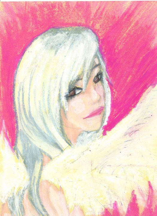 Angel's Glance - Adriel Eades