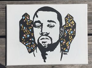 KANYE TO THE THRONE
