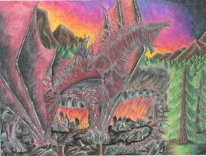Dragon - My Imagination/ Moises castellanos
