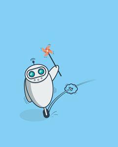Playful Robot