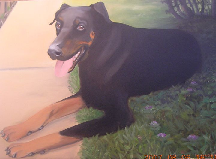 The Doberman - Jaroslav Jerry Svoboda