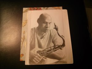 """The Sax Man"""