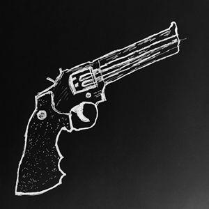 Revolver Black - UlyssesOB