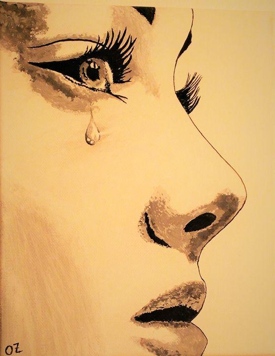 Sadness - Olga Zavgorodnya