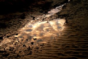 Cloudy Puddle