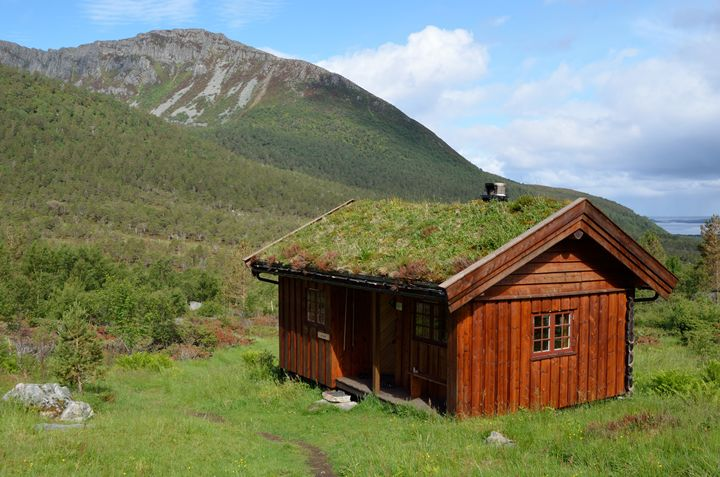 the cabin - Fjord and Rust