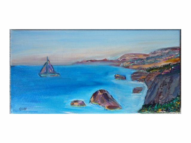 Oceanway - Cliff's Desoteric Art