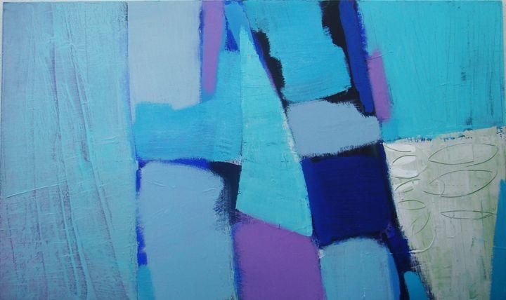Blue horizon - IrynaKitaievaart