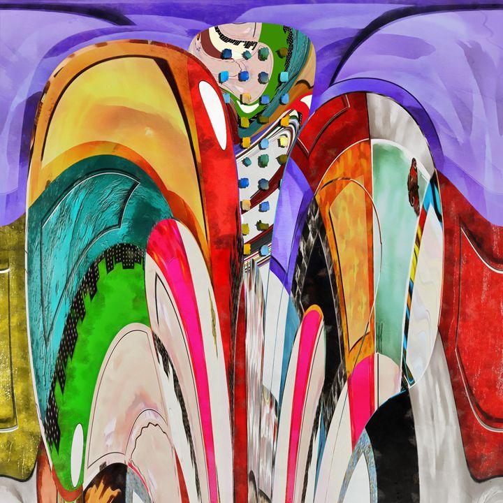 New York - Chris Bradbury Art