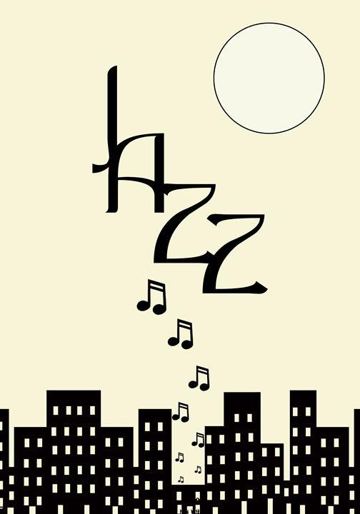 Jazz - Chris Bradbury Art