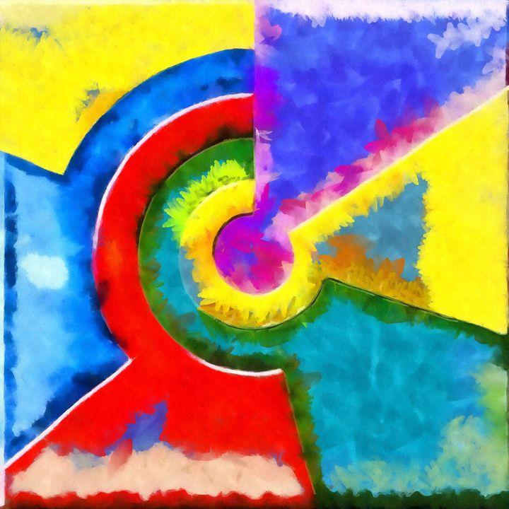 The Amniotic key - Chris Bradbury Art