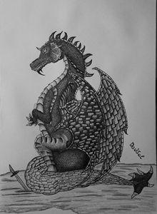 Dragon - Guard of a world