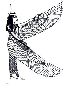 Egyptian Wings