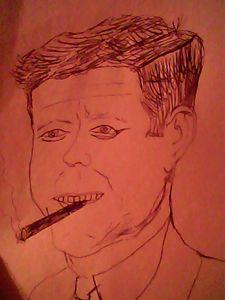President John(Jack)F.Kennedy.