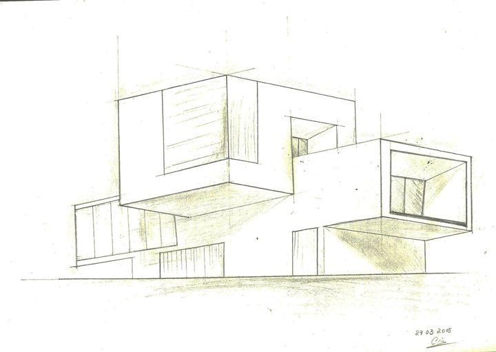 Modern House - Bianca