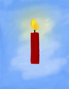 The Bold Candle