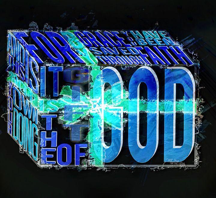 Gift of GOD (Dark) - Jewell Designs