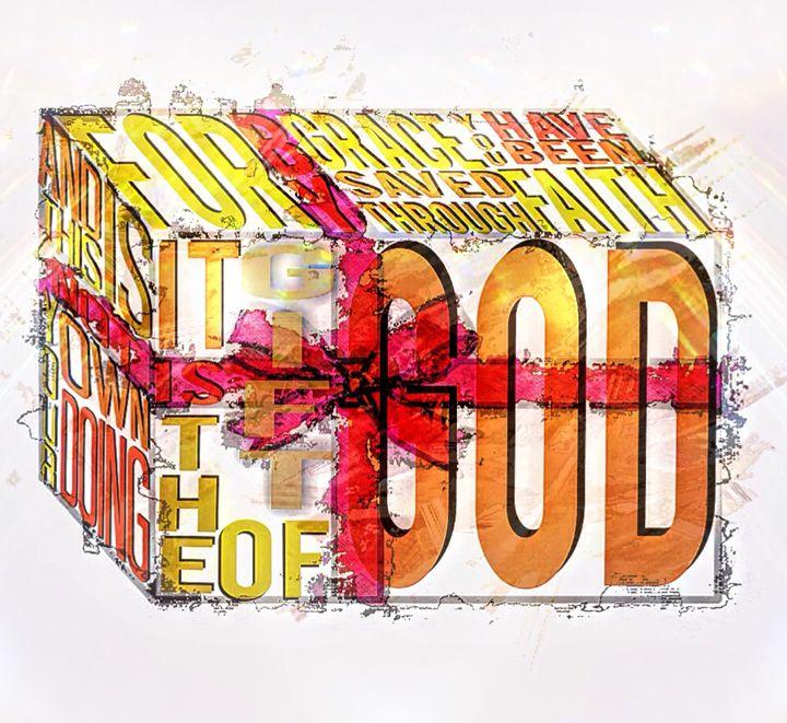 Gift of GOD (Light) - Jewell Designs
