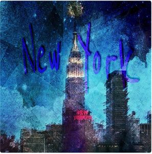 New York Poster - Jewell Designs