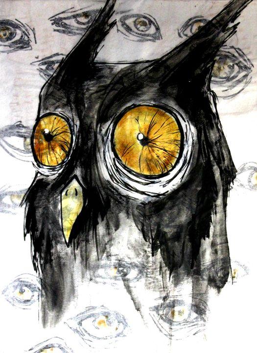 OWl - Anna Chadwick