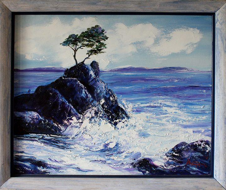 Seascape - Moor