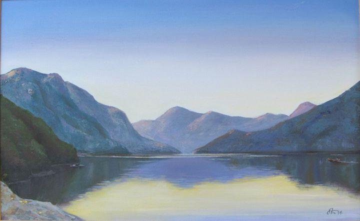 Perucac lake - ciroart