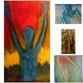 JWE Abstract Artwork