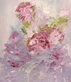 Impasto Floral Painting