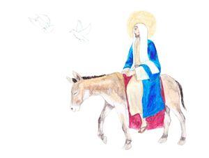 The Triumphant Entry to Jerusalem