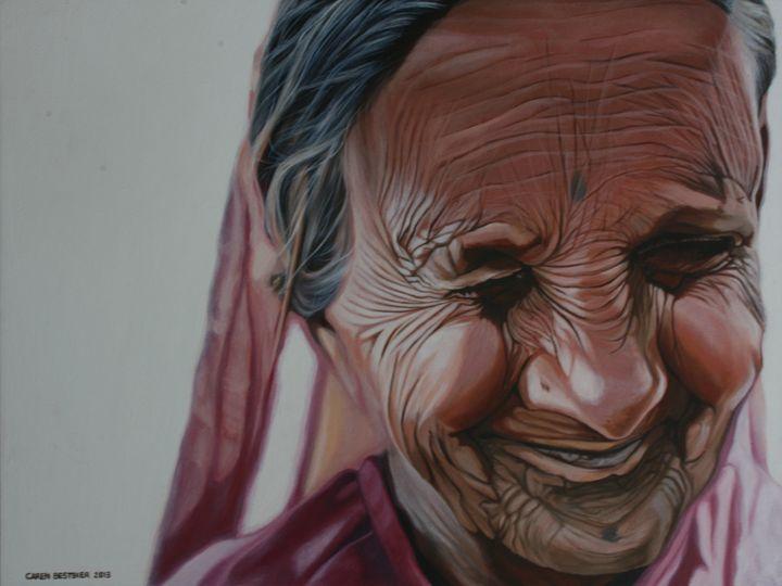 Roadmap to a smile - Caren Bestbier Art