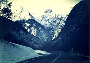 French Alps - The Mountains Converge